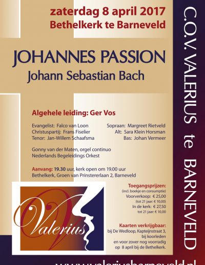 2017 poster Bach Johannes Passion-1